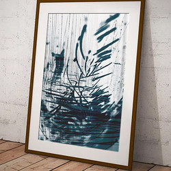 'Pen and Ink I' by Artist Maxine Walter