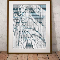 'Pen and Ink, Abstract III' By Maxine Walter