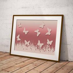 Butterfly Dance by Maxine Walter