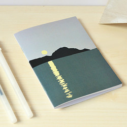 Sunset Notebook £2.50 by Maxine Walter
