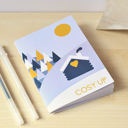 Cosy Notebook £2.50 by Maxine Walter