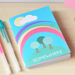 Somewhere Notebook £2.50 by Maxine Walter