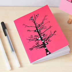 Tree of Love notebook £2.50 by Maxine Walter