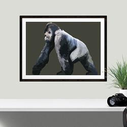 Gorilla by Maxine Walter