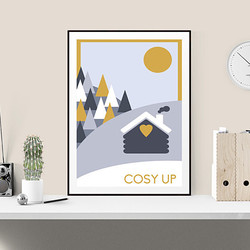 Cosy Up by Maxine Walter