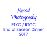 RTYC / RTGC End of Season Dinner 2017 portfolio