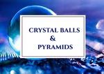 Crystal Balls Pyramids portfolio