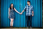 Nathan & Fiona's Engagement portfolio