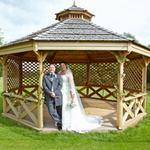 Diane and Laurence Wedding portfolio