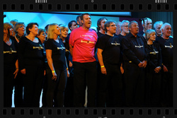 Set 6 ~ Broadbeat Choir: Mr Blue Sky portfolio