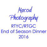 RTYC / RTGC End of Season Dinner 2016 portfolio
