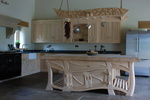 Carved Wood Kitchen Design portfolio