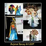BurJuman Runway Art portfolio