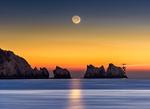 Alum Bay and The Needles landscapes portfolio