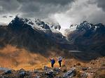 Cordillera Blanca Trek portfolio