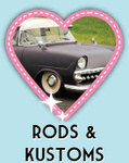 Rods, Kustoms & Trucks
