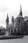 Paris in monochrome portfolio