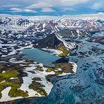 Aerial Iceland portfolio