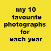 MY 10 FAVES portfolio
