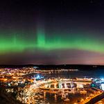 Aurora in Scotland portfolio