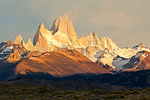 Los Glaciares National Park portfolio