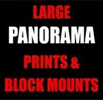 BUY A PANORAMIC PRINT OR BLOCK MOUNT portfolio