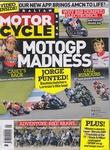 Australian Motor Cycle News 4th July 2012 portfolio