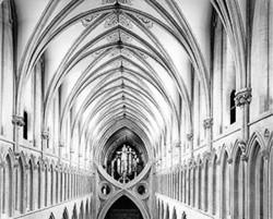 ENGLISH CATHEDRALS AND CHURCHES portfolio