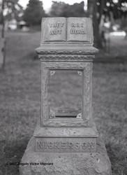 Old Graveyards portfolio