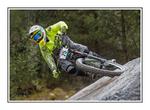Downhill Mountainbike Racing portfolio