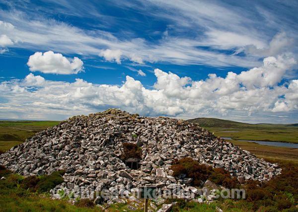 Round Circle, Langass, Uist - Scottish Highlands