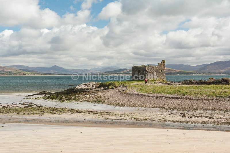 Ballinskelligs Castle - Co. Kerry, Ireland - Latest Photos