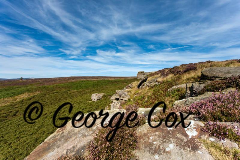 Curbar Edge - Landscapes