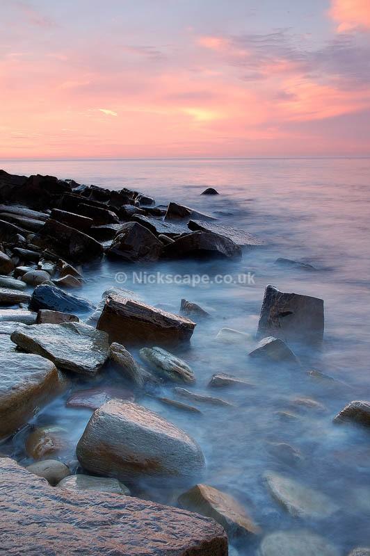 Hartley Cove - Seaton Sluice - Northumberland