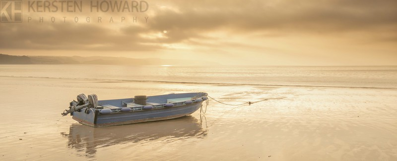 Waiting On The Tide - Saundersfoot - Images from book
