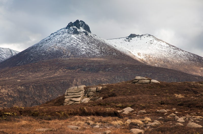 Slieve Bearnagh - The Mourne Mountains (Spring,Summer and Autumn)