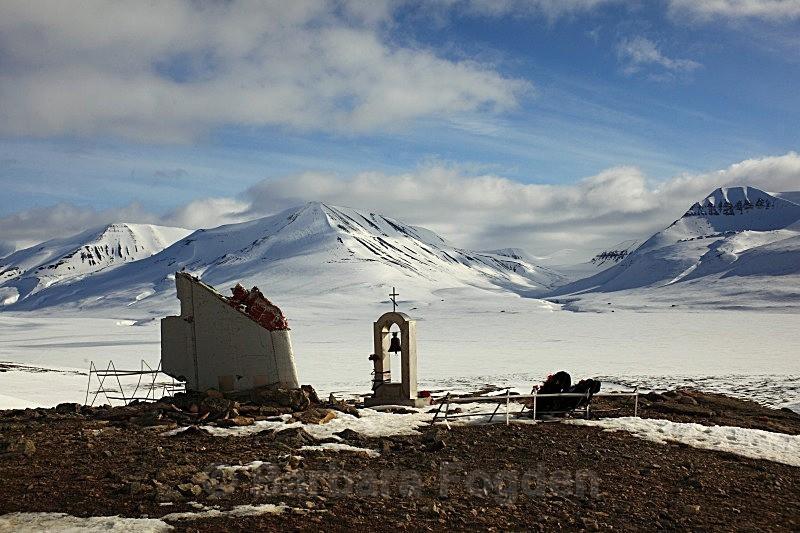 Operafjellet 6914 - Winter in the daylight