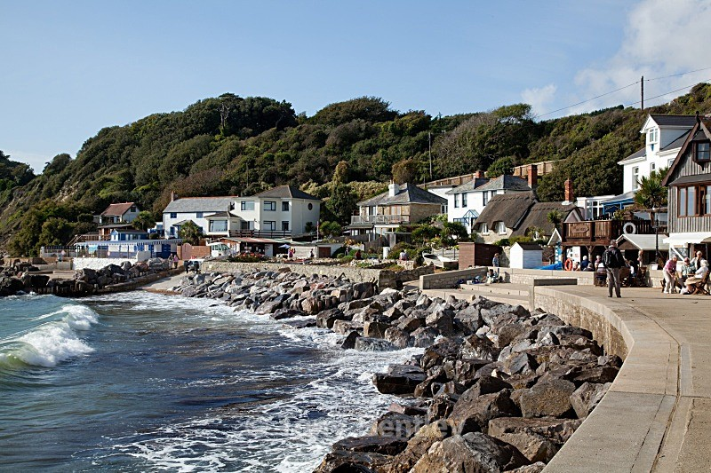 Steephill Cove, Isle of Wight (2) - Landscapes