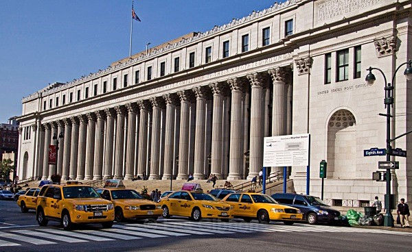 post office - New York