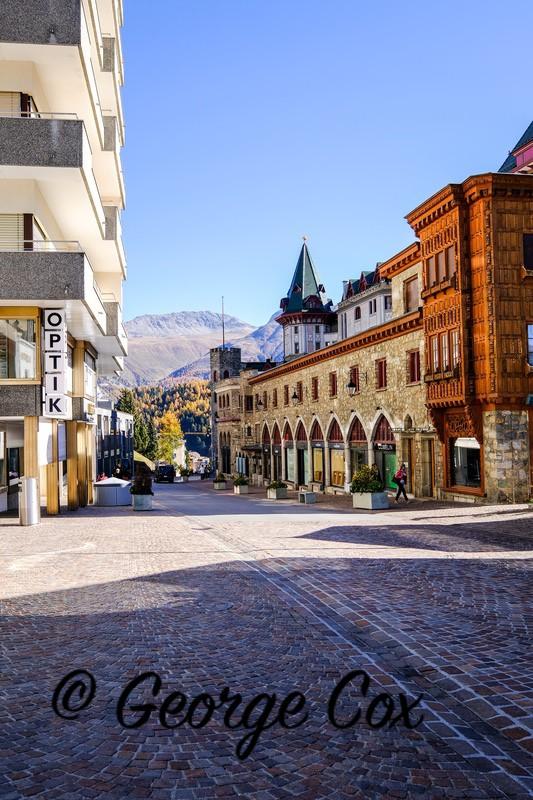 Badrutts Palace Hotel St Moritz - Switzerland