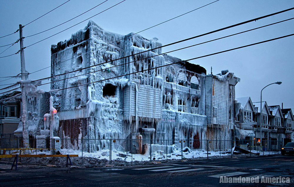 Ice house, Philadelphia PA - New Additions