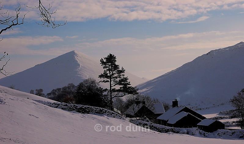 High Wheeldon - Peak District
