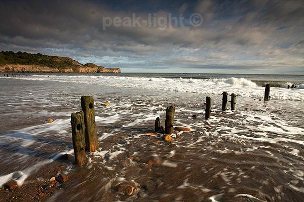 Receding Tide - Coast