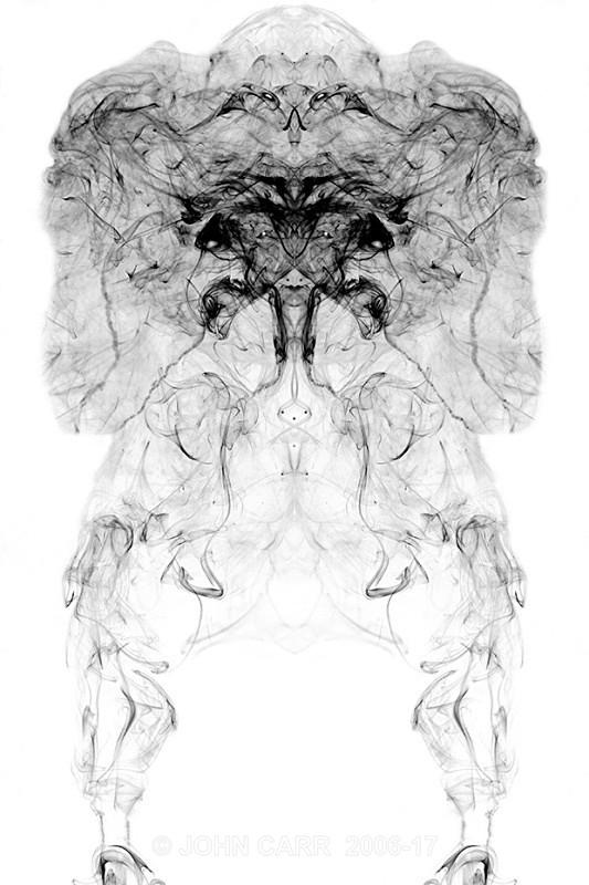 Alien Monster-0548 - SMOKE ART( The Alien invasion) PHOTOS