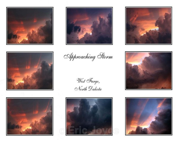 Approaching Storm series - Approaching Storm