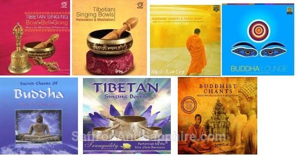 Tibetan & Buddhist CDs