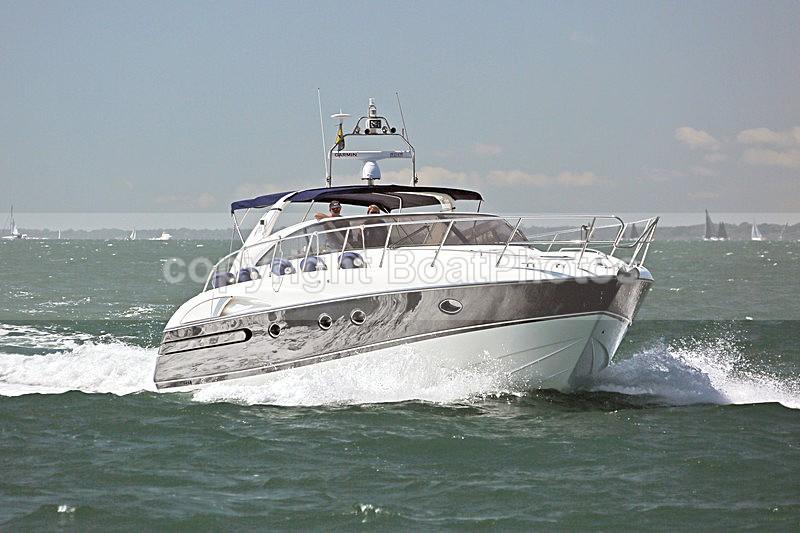 160806 TIGER TOO - PRINCESS V50 Y92A0786 - Motorboats - Open
