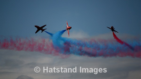 - the red arrows