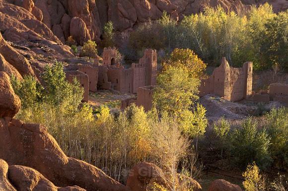 Dades Valley - Casbah - Morocco