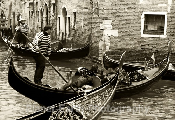 Traffic Jam - Venice